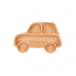 Time Concept - Holzteller - Auto Junior