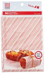 Sweet Creations - Sandwich Paper - Stripes