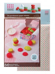 Sweet Creations - Sandwich Paper - Dots