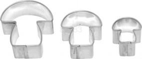 Birkmann - Ausstechformen-Set - Pilze