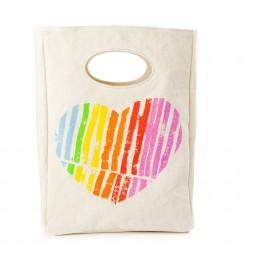 Lunchbag - Heart