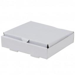 Mini Pizza & Cookie Box -weiß im Set