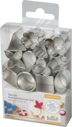 Birkmann - Ausstechformen-Set - Tea Time klein