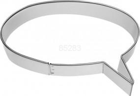 Birkmann - Ausstechform - Sprechblase oval 7,8cm