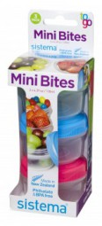 Sistema - Mini Bites - to Go - 130ml