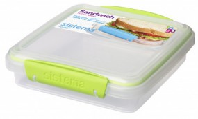 Sistema - Sandwich To Go - grün