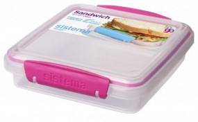 Sistema - Sandwich To Go - pink
