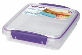 Sistema - Sandwich To Go - lila
