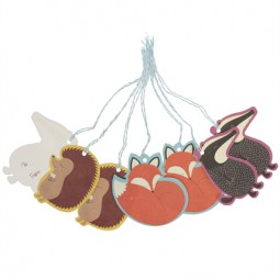 REX - Gift Tags - Rusty & Friends