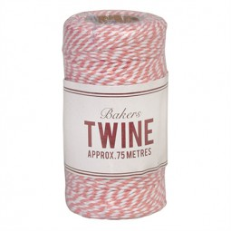 REX - Bakers Twine - Pink