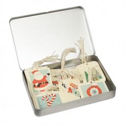 REX - Gift Tags - Christmas