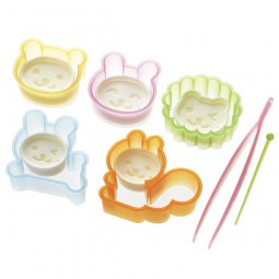 Torune - Food Cutter Set Faces
