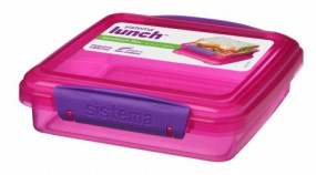 Sistema - Sandwich Lunch - pink