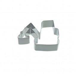 Kitchen Craft - Ausstecher - Bagger 9cm