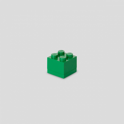 Lego - Mini-Snackbox - grün