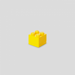 Lego - Mini-Snackbox - gelb