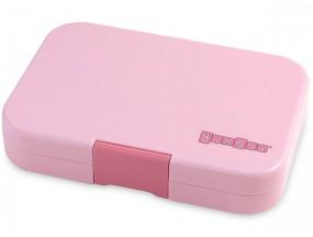 Yumbox - Tapas 5 XL - Amalfi Pink - Bon Apetit