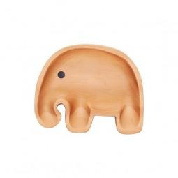 Time Concept - Holzteller - Elefant Junior