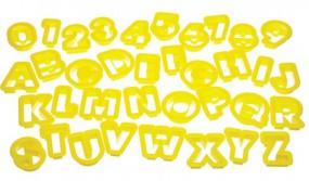 Let´s Make - Buchstaben und Zahlen Eimer
