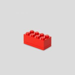 Lego - Snackbox - rot