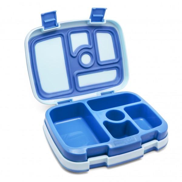 blaue quadrate mit tisch