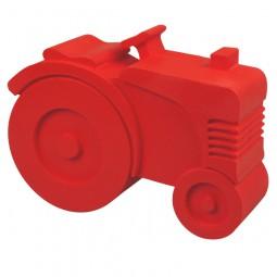 Lunchbox - Traktor - rot