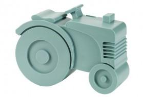 Blafre - Lunchbox Traktor - blau
