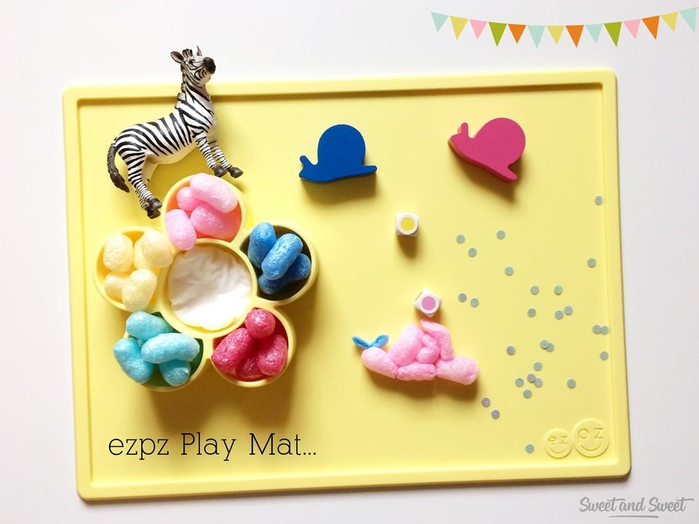 ezpz Play Mat - unendliche Möglichkeiten
