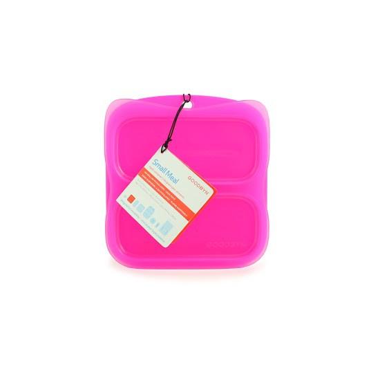 goodbyn small meal pink lunchboxen mit unterteilung lunchboxen beh lter snacken. Black Bedroom Furniture Sets. Home Design Ideas