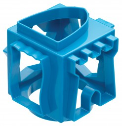 Miniamo - Cube Cookie Cutter - Boy