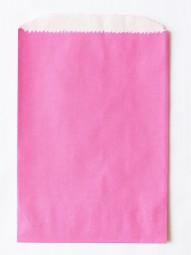 Flachbeutel - pink