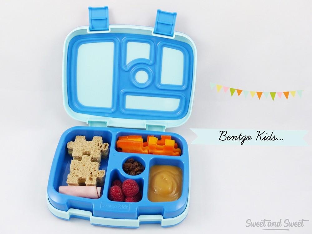 Bentgo Kids - Puzzle Lunch
