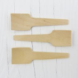 Holz Eisspatel - 7cm