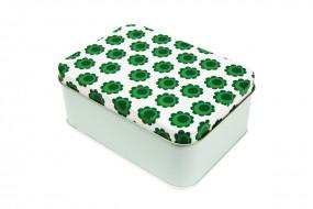 Lunchbox - Blume - grün