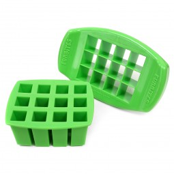 FunBites - Quadrate - grün