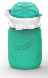 Squeasy Snacker - S - aqua