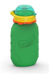 Squeasy Snacker - M - grün