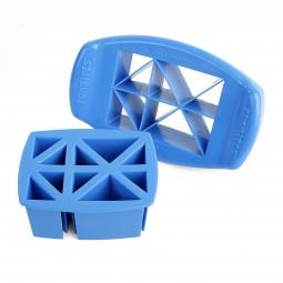FunBites - Dreiecke - blau