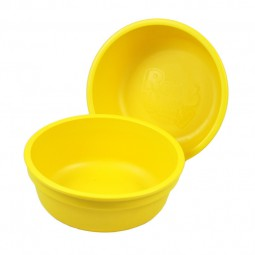 Re-Play - Bowl - Yellow