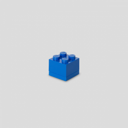 Lego - Mini-Snackbox - blau