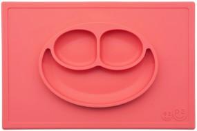 ezpz - Happy Mat - coral
