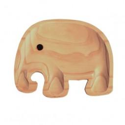 Time Concept - Holzteller - Elefant Grande