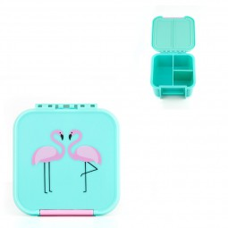 Little Lunch Box Co. - Snackbox - Flamingo
