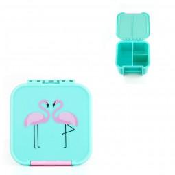 Little Lunch Box Co. - Snackbox - Flamingo