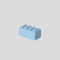 Lego - Snackbox -hellblau