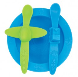 oogaa - Mealtime Set - blau 3028