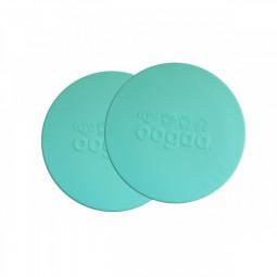 oogaa Silikondeckel - jewel blue