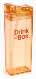 Drink in the Box - orange - XL