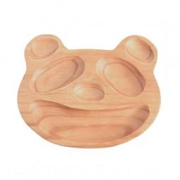 Time Concept - Holzteller - Panda Grande
