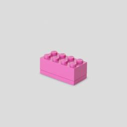 Lego - Snackbox - pink